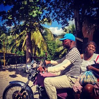 Abuelita. #DominicanRepublic