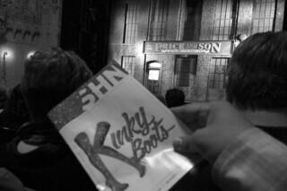 Kinky Boots - Playbill