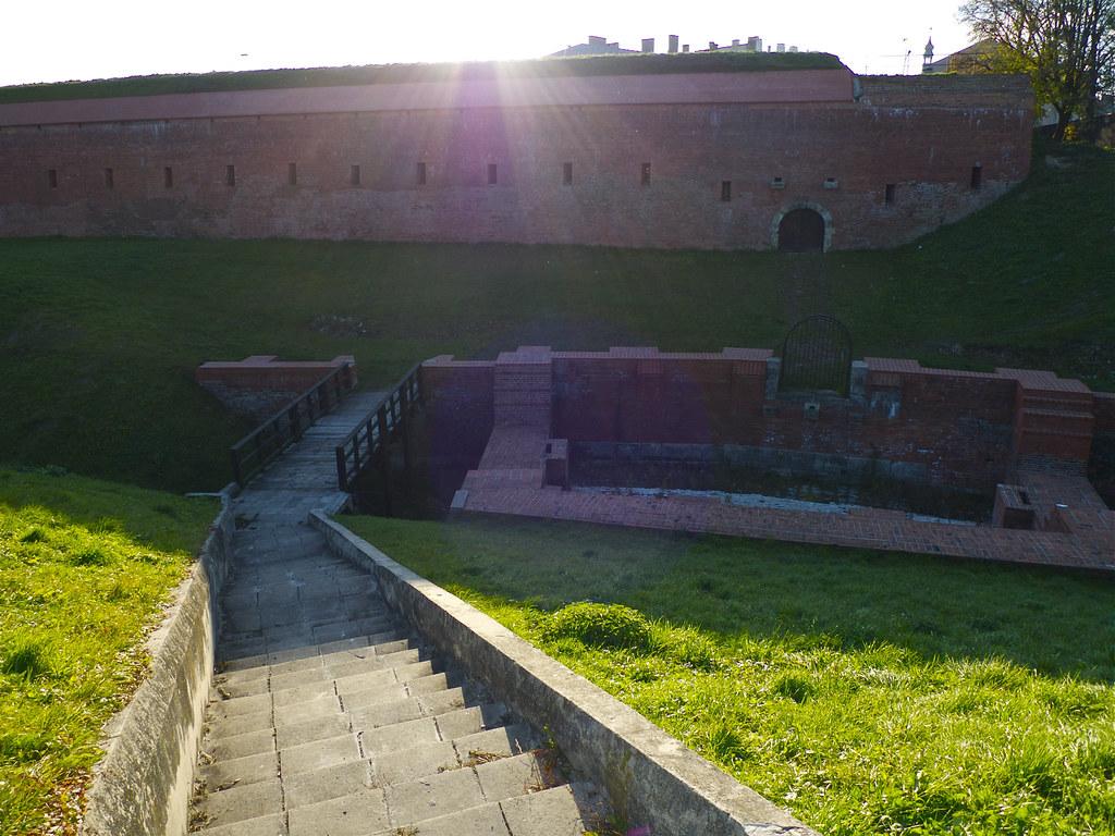 Zamosc Puola linnoitus