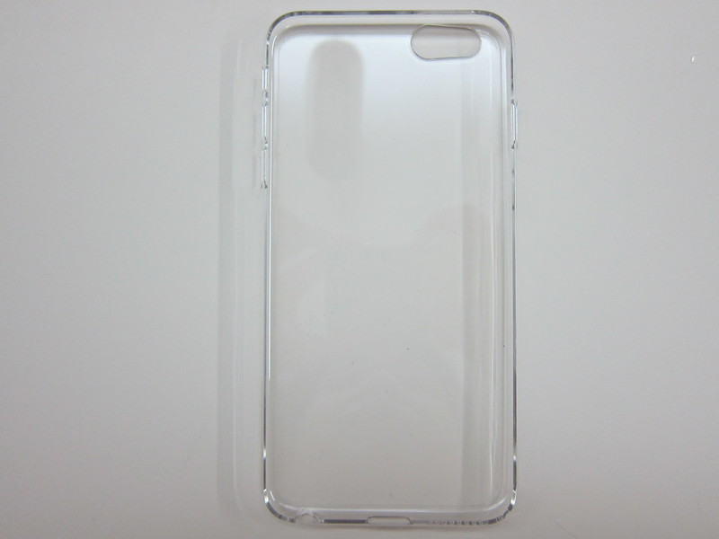 Power Support - Air Jacket Force (Clear) for iPhone 6 Plus - Front