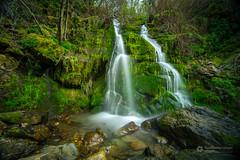 Yankee Jim's Waterfall