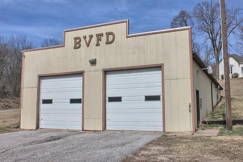 Fire Station - Brownville, NE