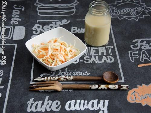Coleslaw - Kohl-Karotten-Salat