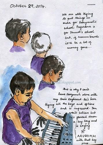 Gesture Study - Sooryansh
