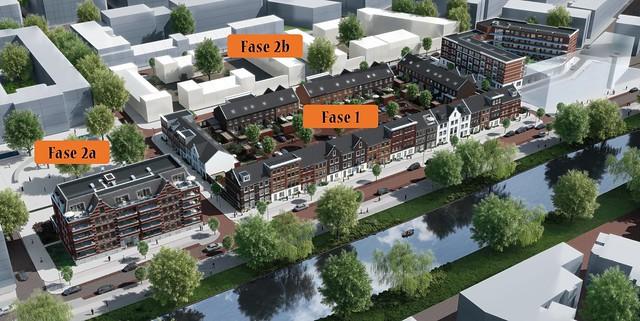 Verkoop gestart nieuwbouw fase 2a de weg naar kralingen for De tuin kralingen