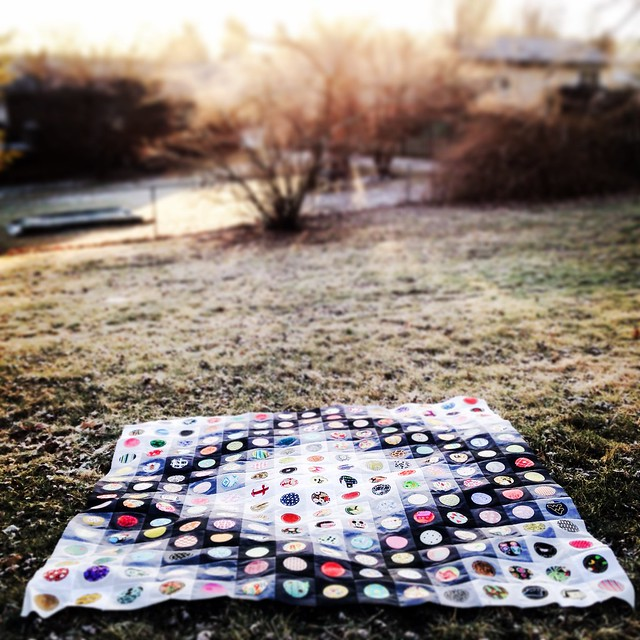 On the Bubble Quilt