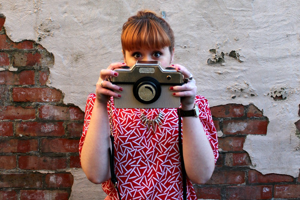 Accessorize Camera Bag