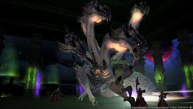Final Fantasy XIV Patch 2.5: World of Darkness
