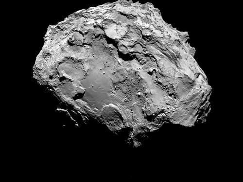Núcleo del cometa Churyumov-Gerasimenko