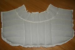 Tuto couture - bouillotte en graines de lin pour les cervicales - Etape 11