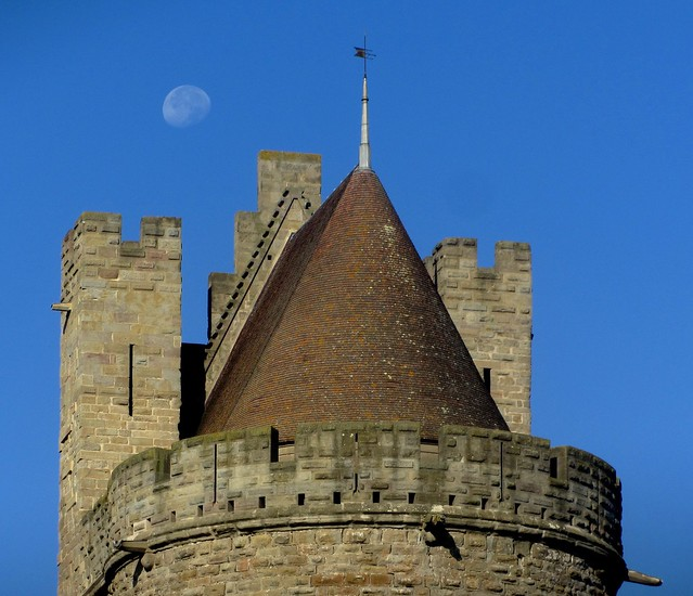Moon Over Carcassonne