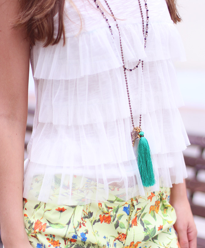 08-look do dia shorts estampado la mandinne blog sempre glamour