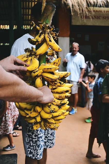 Goa - Elaichi/Cardamom Banana   A Brown Table