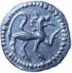 Anglo Saxon coin