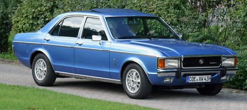 Ford Granada 2,6 Ghia, MK I, Mod. 1977