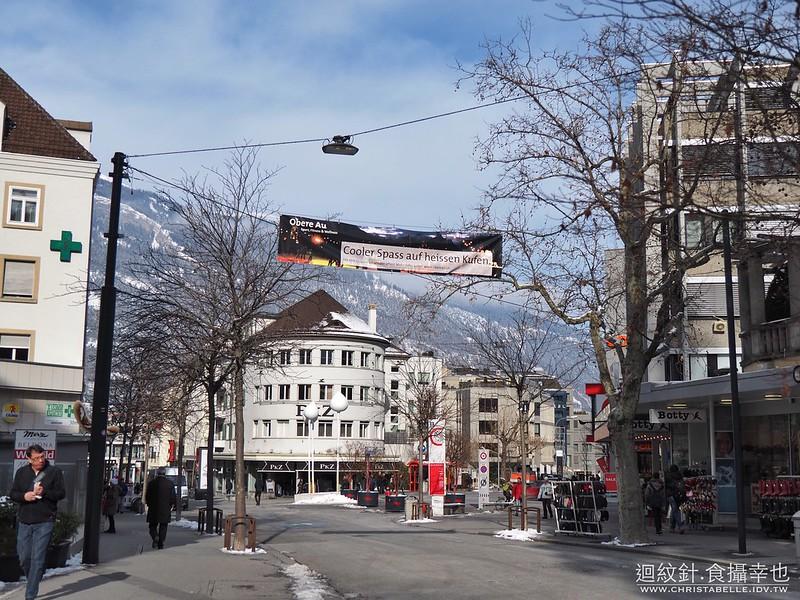Chur City@Switzerland