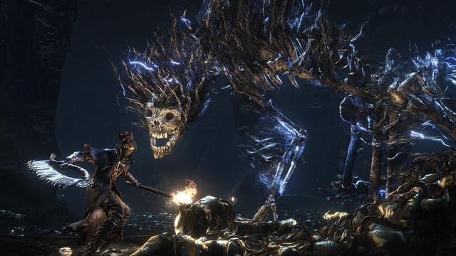 Bloodborne: Darkbeast