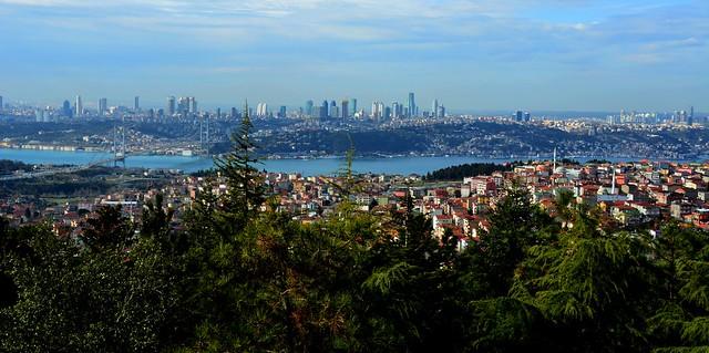 Istanbul Bosphorus New Istanbul