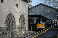 22021 1505 Tralee to Mallow at Killarney / Stáisiún Cill Airne