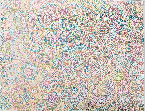 Doodle Sheet 2014 K