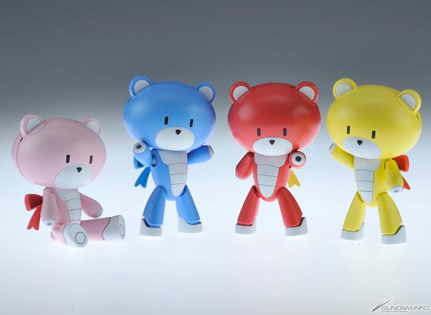 小熊亞凱 四種顏色一次推出!