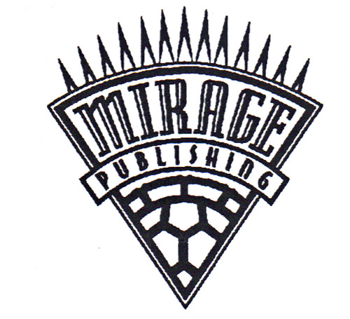 MIRAGE PUBLISHING ::  Note to Tokka from Dorothy Sloan, Former Publishing Assistant at Mirage / ..letterhead logo (( April 12, 1993 ))
