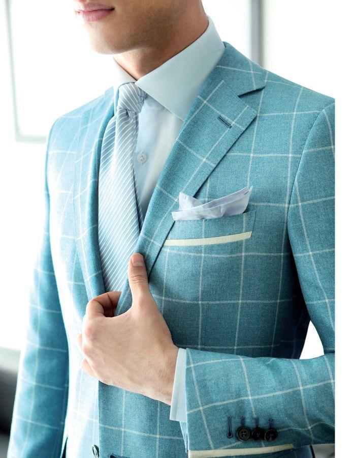 Cách phối màu sơ mi, caravat, vest kiểu cổ điển để trở thành quý ông Hollywood 7