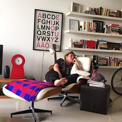 Love this woman on a mission. #inspiring dot com. #Eames @cpsillides