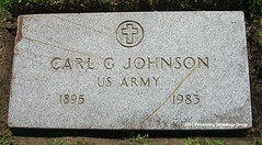 E101GD Location of head stone: East Section