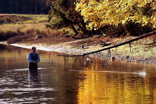 john fly fishing cast rod flyfishing jamieson westriver angler bonshaw