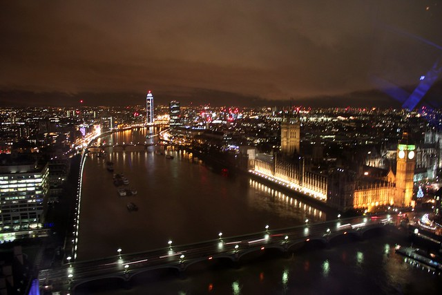 London eye-倫敦眼-大笨鐘-17度C英國隨拍 (58)