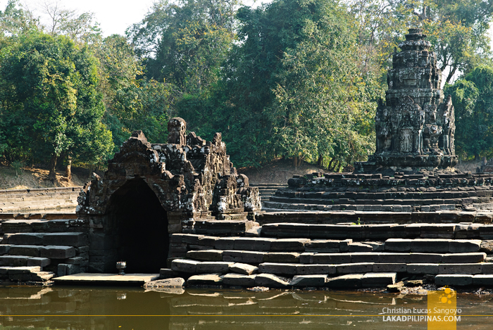 Neak Pean in Siem Reap