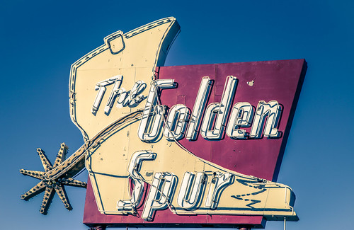 The Golden Spur (Route 66)