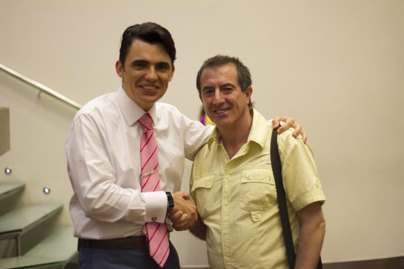visita missionária a madrid 13-08-14
