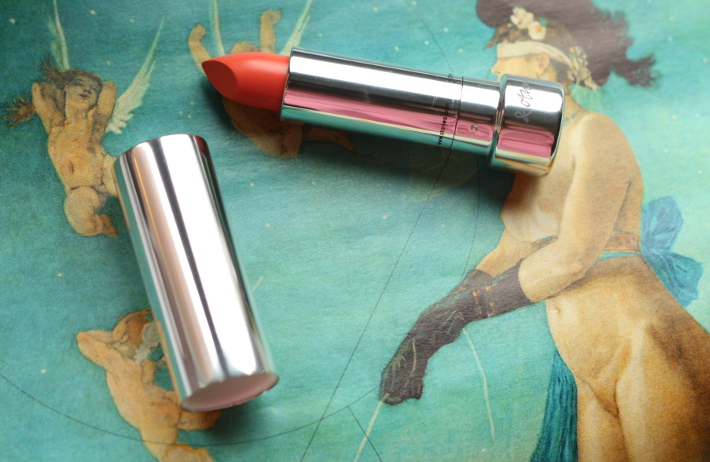 Sempiternum brick: And Other Stories lipstick review and swatches