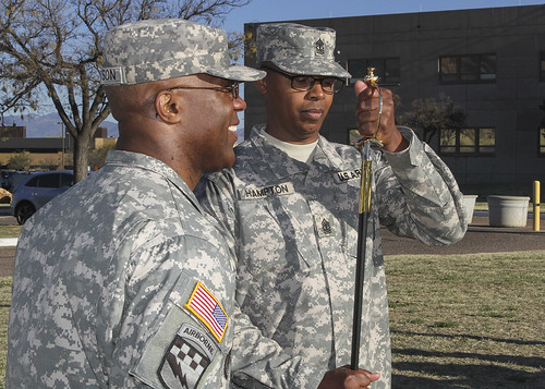 Headquarters Company Change of Responsibility