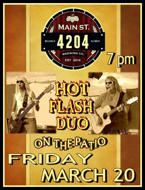 Hot Flash Duo 3-20-15