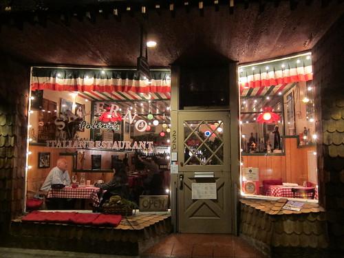 Cute-as-heck Italian restaurant