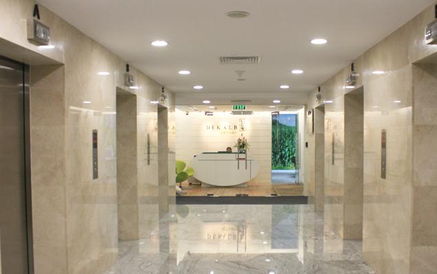 Centec Tower - Cao Ốc Văn Phòng Đầu Tiên Của Chủ Đầu Tư Là Doanh Nghiệp Trong Nước