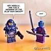 #LEGO_Galaxy_Patrol #LEGO #76020 #Nebula #LEGOmarvel #Marvel #GOTG #GuardiansOfTheGalaxy #BlueManGroup #BMG @lego_group @lego @Marvel @Disney @BlueManGroup