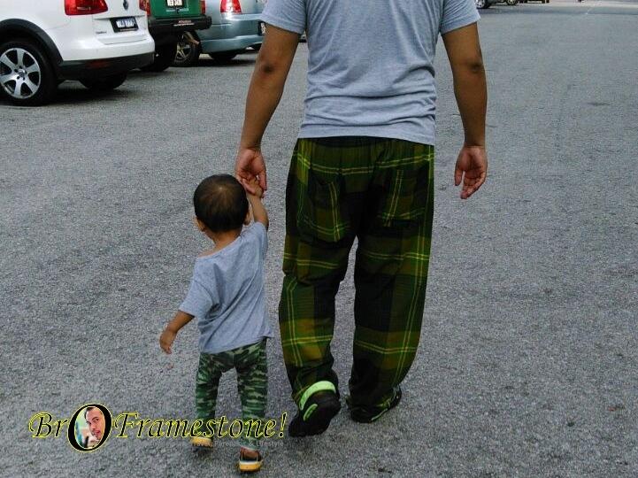Anak Bapak Day Out