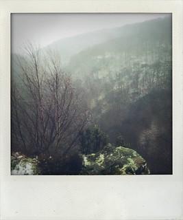 snow - spring