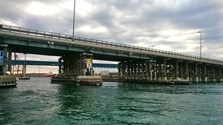 Fremantle Traffic Bridge 2015