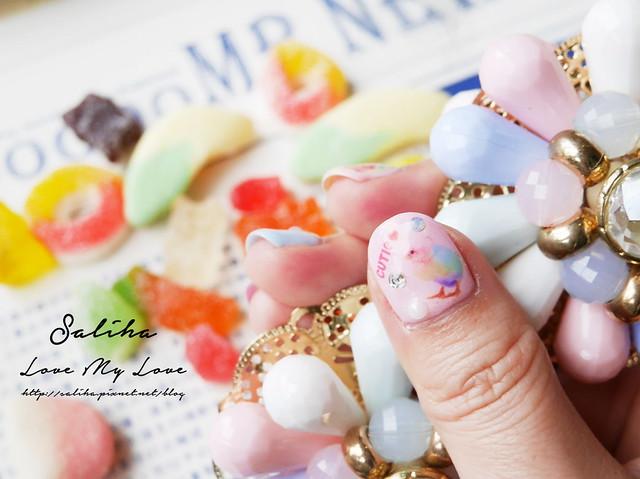 馬卡龍光療指甲 (14)