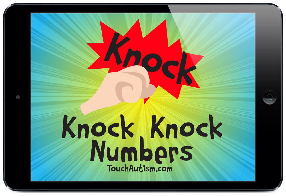 Knock Knock Numbers App