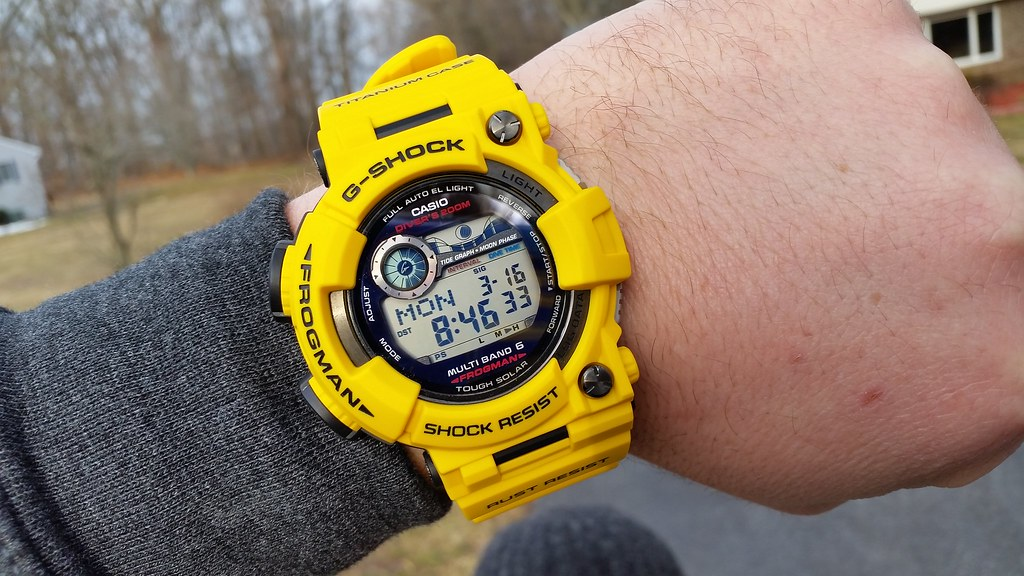 Do Real Men Wear Yellow G Shocks Page 4