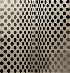 Metamorphosis (1964) - Bridget Riley (1931)