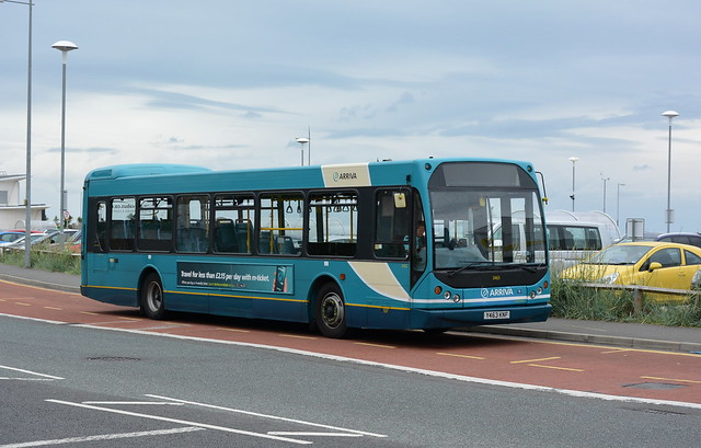 Arriva North West - Y463 KNF - 2463 - New Brighton (King's Parade)