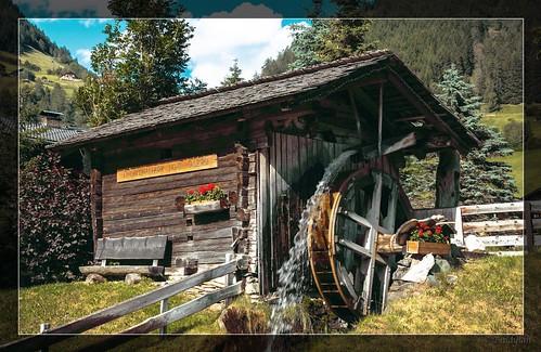 Watermill in Döllach