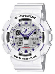 CASIO G-Shock GA-100A-7AER
